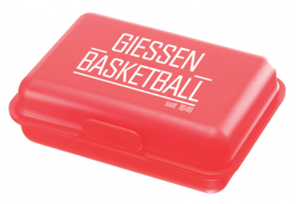 "Brotdose ""GIESSEN BASKETBALL"""