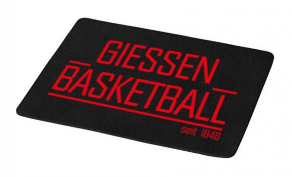 """Mousepad """"GIESSEN BASKETBALL"""""""