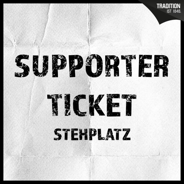 Supporter-Ticket-Stehplatz