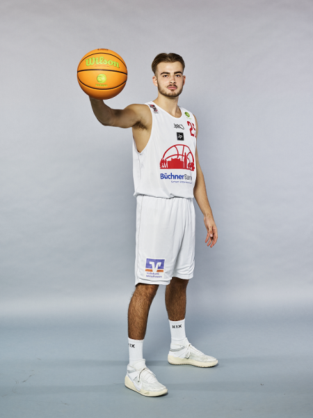 Heim-Trikot Saison 2020/2021 Depant GIESSEN 46ers Rackelos