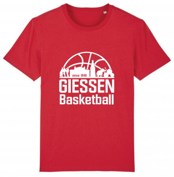 City-Kollektion T-Shirt in Rot