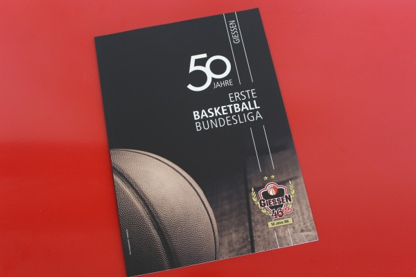"""50 Jahre erste Basketball Bundesliga"" Magazin"